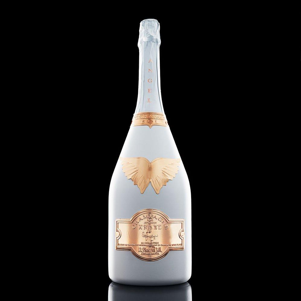 Angel Champagne Non-Vintage Rosé 6 Litre Methuselah