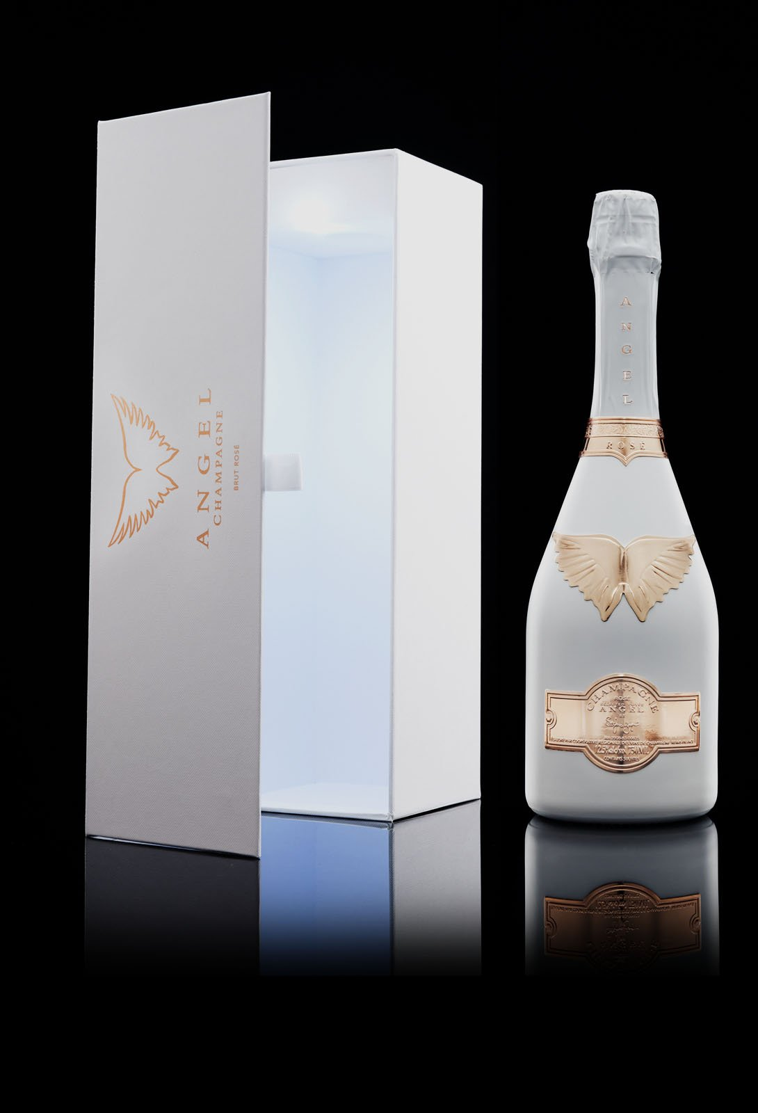 Angel Champagne - Rose Non Vintage