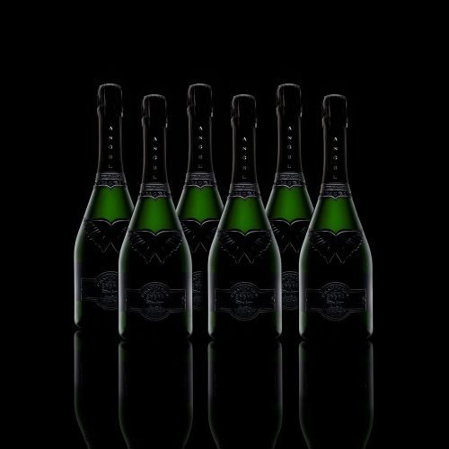 Case of 6 Angel Brut Vintage 2005